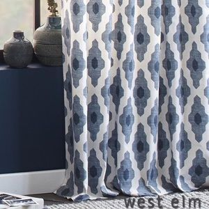 West Elm Bazaar Curtain